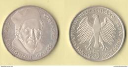 Germania 5 Marks 1977 F. Gauss  Deutsch Bundesrepublik - [ 7] 1949-…: BRD
