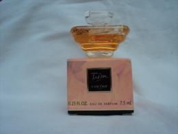 """LANCOME """" TRESOR"""" MINI EDP 7, 5  ML  VOIR & LIRE !! - Miniatures Modernes (à Partir De 1961)"""