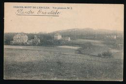 MONT DE L'ENCLUS  -- VUE GENERALE N° 1 - Kluisbergen