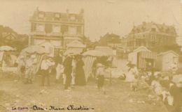 N°70385 -carte Photo Le Havre -bain Marie Christine- - Le Havre