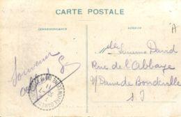 N°70395 -cachet Pointillé Notre Dame De Gravenchon -1911- - Marcophilie (Lettres)