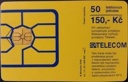 Telefonkarte Tschechien - Kalender 1998 - 61/11.97 - Tschechische Rep.