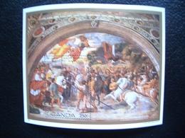 Uganda, Raphael, Leo The Great And Attila, Popes, Art, Religion, 1983 - Uganda (1962-...)
