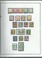 SUISSE. Collection De Neufs Sur Charnière Sur 17 Pages. - Timbres