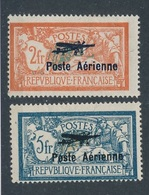 CM-138: FRANCE: Lot Avec PA N°1/2* - 1927-1959 Neufs