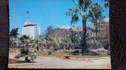 CPSM LIBAN BEYROUTH LE JARDIN DES ARTS ET METIERS IMMEUBLE DE LA RADIODIFFUSION LIBANAISE  ED P O BOX - Liban