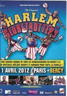 Harlem Globe-Trotters, Paris 2012 - Basket-ball