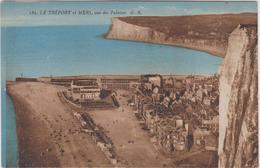 76  Le Treport Et Mers  Vue Des Falaises - Le Treport