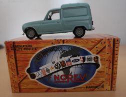 RENAULT 4 PARISIENNE 1964-réédition NOREV - Norev