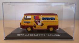 VOITURE RENAULT ESTAFETTE BANANIA 7611 MB 75 - Cars & 4-wheels