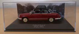 VOITURE TAXI PANHARD DYNA Z-PARIS 1953 - Cars & 4-wheels