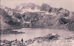 Oberer Surettasee Splügen, GR (23.7.04) - GR Grisons