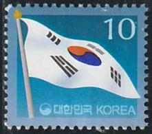Corée Du Sud 2003 Yv. N°2146 - Drapeau National - Oblitéré - Corée Du Sud