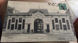 Saint-Étienne   Entrée De L'hôpital Bellevue Ayant Voyagée - Saint Etienne