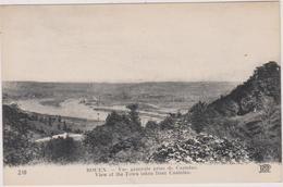 76  Rouen  Vue Generale Prise De Canteleu - Rouen