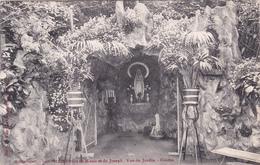 CPA - Grammont / Geraardsbergen - Institut Des Soeurs De Marie Et De Joseph - Vue Du Jardin - Grotte - 1906 - Geraardsbergen