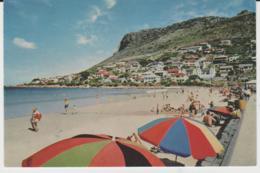 Postcard - Fish Hoek Beach, Cape Vishoekstrand, Kaap - Unused Very Good - Postcards