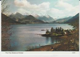 Postcard - The Five Sisters Of Kintail - Card No..4389 - Unused Very Good - Postcards