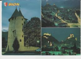 Postcard - Sion - Card No..9432 - Posted 10th Sept 19941very Good - Postcards