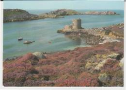 Postcard - Cromwell's Castle, Tresco Isles Of Scilly - Posted 30th May 1992 Very Good - Postcards