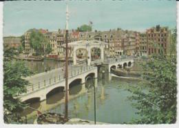 Postcard - Amsterdam - Magere Brug - Posted 7th June 1960 Very Good - Postcards