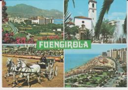 Postcard - Fuengirola Four Views - Card No..1229 - Unused Very Good - Postcards