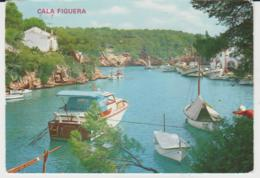 Postcard - Cala Figuera - Posted 8th May 1971 Very Good - Postcards