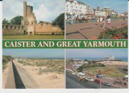 Postcard - Caister And Great Yarmouth Four Views,card No..2291807 - Unused Very Good - Postcards