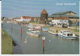 Postcard - The Yacht Station, River Bure, Yarmouth - Card No..2291135 - Unused Very Good - Postcards