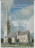 Postcard - Churches - The Marble Church, Bodelwyddan Clwyd - Posted 1st Sept 1997 Very Good - Postcards