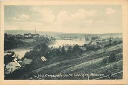 Pays Div- Ref R205- Canada - Vue Generale De Saint Georges - St Georges - Beauce  - - Canada