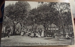 Saint Étienne Le Square De La Place Marengo - Saint Etienne