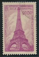 FRANCE: Obl., N° 429, TB - Usados
