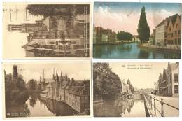 (G051) BRUGGE-BRUGES - Quai Du Rosaire - Rozenhoedkaai - Lange Rei - Pont Duiver - Brugge