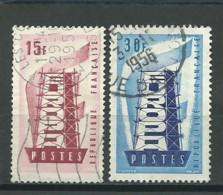 FRANCE: Obl., N° 1076 Et 1077, TB - France