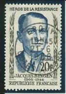 FRANCE: Obl., N° 1160, TB - Gebraucht