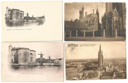 (G052) BRUGGE-BRUGES - Memling Sainte Ursule - Porte Sainte Croix - Moulins - Eglise Notre-Dame - Chasse Du Saint-Sang - Brugge