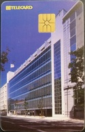 Telefonkarte Tschechien - Werbung - Stavba Roku  - 55/10.98 - Tschechische Rep.