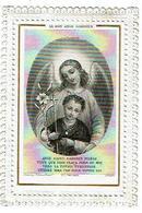Ange,Saint,gardien Fidele Vous Que Dieu Plaça...-Ed Bobamy Canivet TBE - Images Religieuses