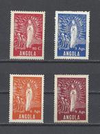 ANGOLA. YT  N° 309/312   Neuf *    1948 - Angola
