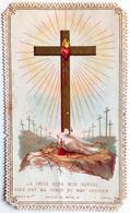 Image Pieuse / Canivet Mécanique : La Croix Sera Mon Refuge - Images Religieuses