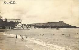 Pays Div- Ref R196- Etats Unis D Amerique - United States Of America -usa - Honolulu -hawai - - Honolulu