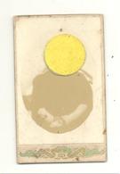 Photo Sur Carton (petit Modèle) Fillette Post Mortem - CEREXHE Ou HEUSEUX , Photo Isidore Petit (b247) - Personnes Identifiées