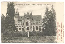 (G054) BRIELEN - Château Des Trois Tours - Drie Toren Kasteel - Ieper