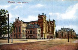 ALLEMAGNE  KOBLENZ  STADT. FESTHALLE - Koblenz