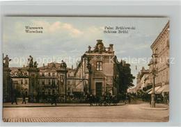 43319755 Warschau_Masowien Schloss-Bruehl Warschau Masowien - Polen