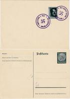 DEUTSCHES REICH 1938 - Beleg Mit Sonderstempel  MiNr: 646 Auf PK 226 - Germany