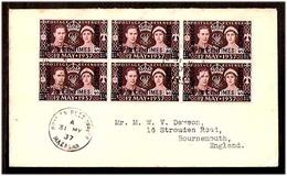 MARRUECOS - British. 1937. Mazagan - UK. Ovptd Mult Fkd Env. - Morocco (1956-...)