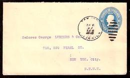 COSTA RICA. 1905. S. Jose - USA. 10c Stat Env / Colon. - Costa Rica