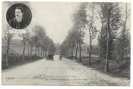 76-Circuit De La Seine Inférieure - De LONDINIERES à EU - Arrivée...animé PERPERE Automobile Germain - France